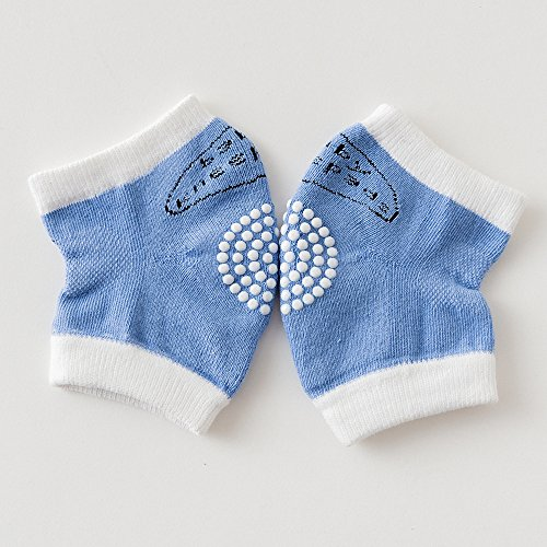 Enfei Baby Crawling Knee Protector Cover Newborn Toddler Knee Cap Elbow 5 Pairs